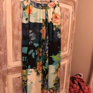 Anthropologie Ranna Gill Maxi Skirt large